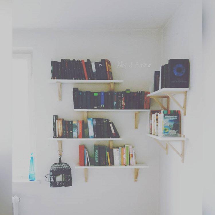 Minimalismus und Bücher