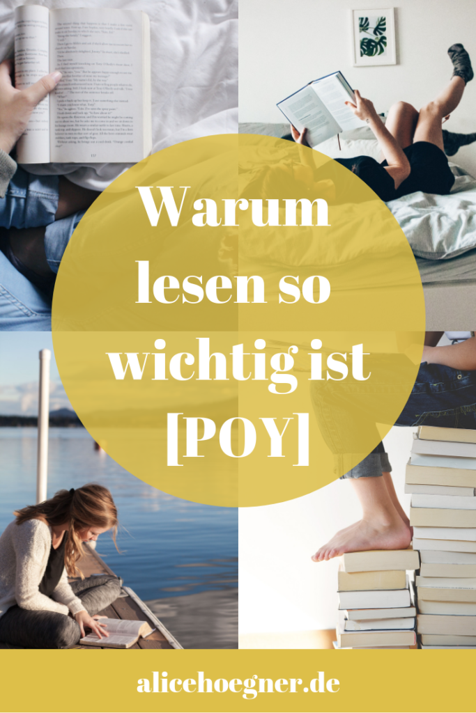 Warum lesen wichtig ist